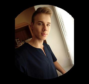 Выровец Данил, Висцеральный остеопат