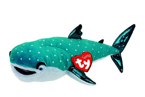 Stuffed Animal Whale Shark