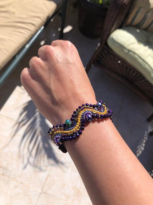 Bracelet Snake - Woman's Beading Co-op