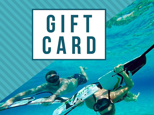 GiftCard Wing Diving Exprience