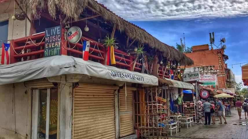 La Terraza | Isla Mujeres Mexico