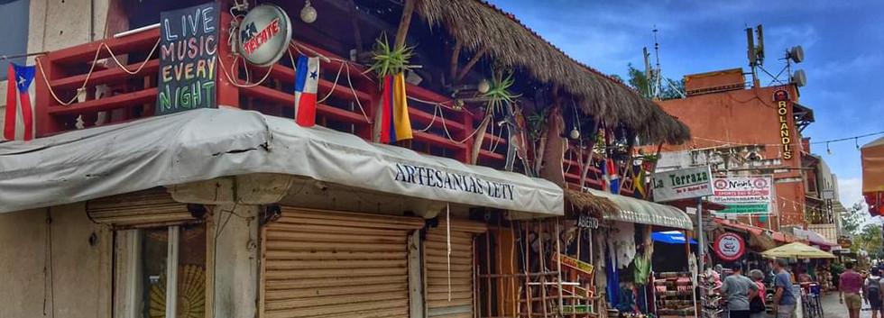 La Terraza   Isla Mujeres Mexico