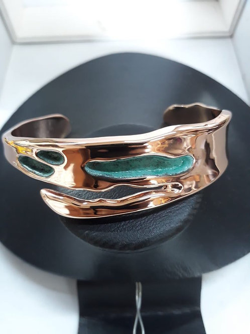 Island Bracelet in Copper