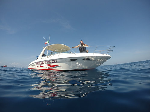 Airport Private Transfer (1-8 people) With Private Boat Transfer - One Way