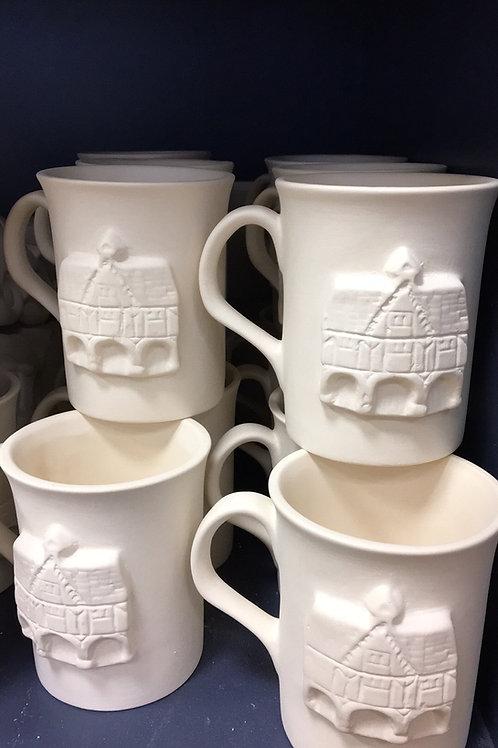 Market Harborough Old Grammar School mug