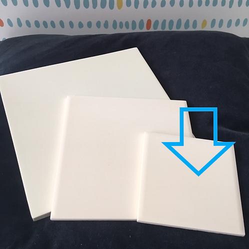 Square tile 10cm