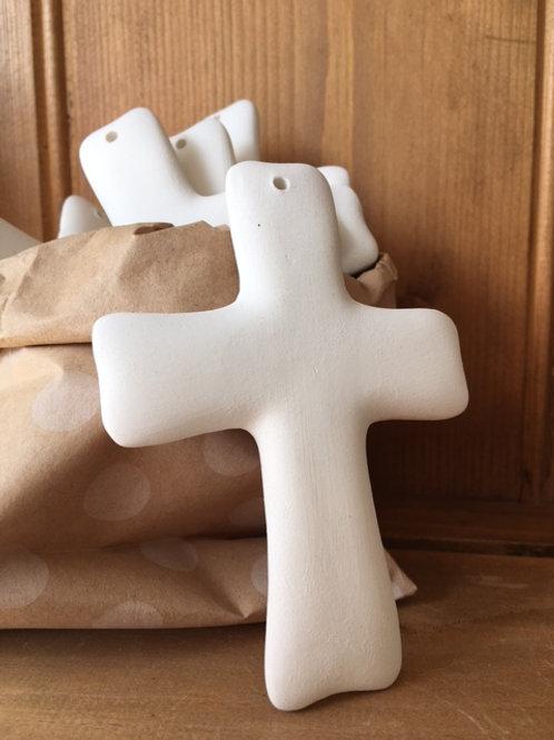 Hanging cross
