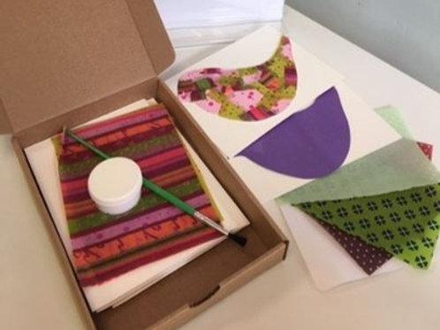 Decoupage Art To-Go kit