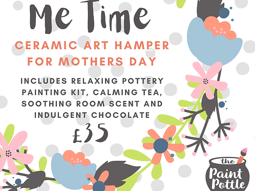 Me Time Mothers Day Hamper