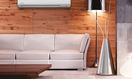COLD1 Design Supply and Install TOSHIBA Air Conditioning