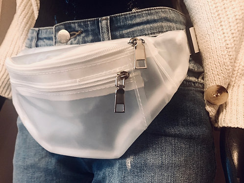 See through me / waist pouch
