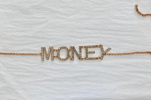 Money Belt -Gold