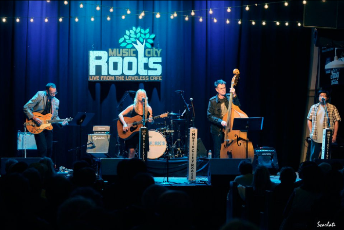 Music City Roots, Nashville, USA. Wi