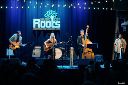 Music City Roots, Nashville, USA. Wi
