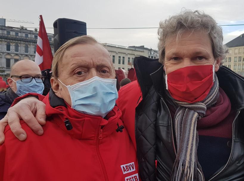 38 ans de combat commun pour la défense des travailleurs ✊