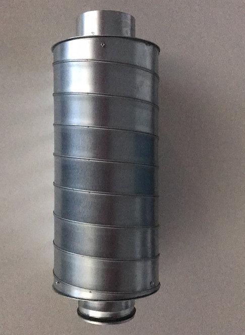 Rohrschalldämfer NW 125 L= 500mm RM / MM