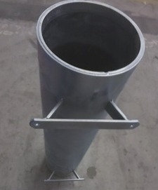 Rammschutzrohr L=1000mm