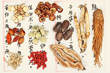 Chinese medicine in London