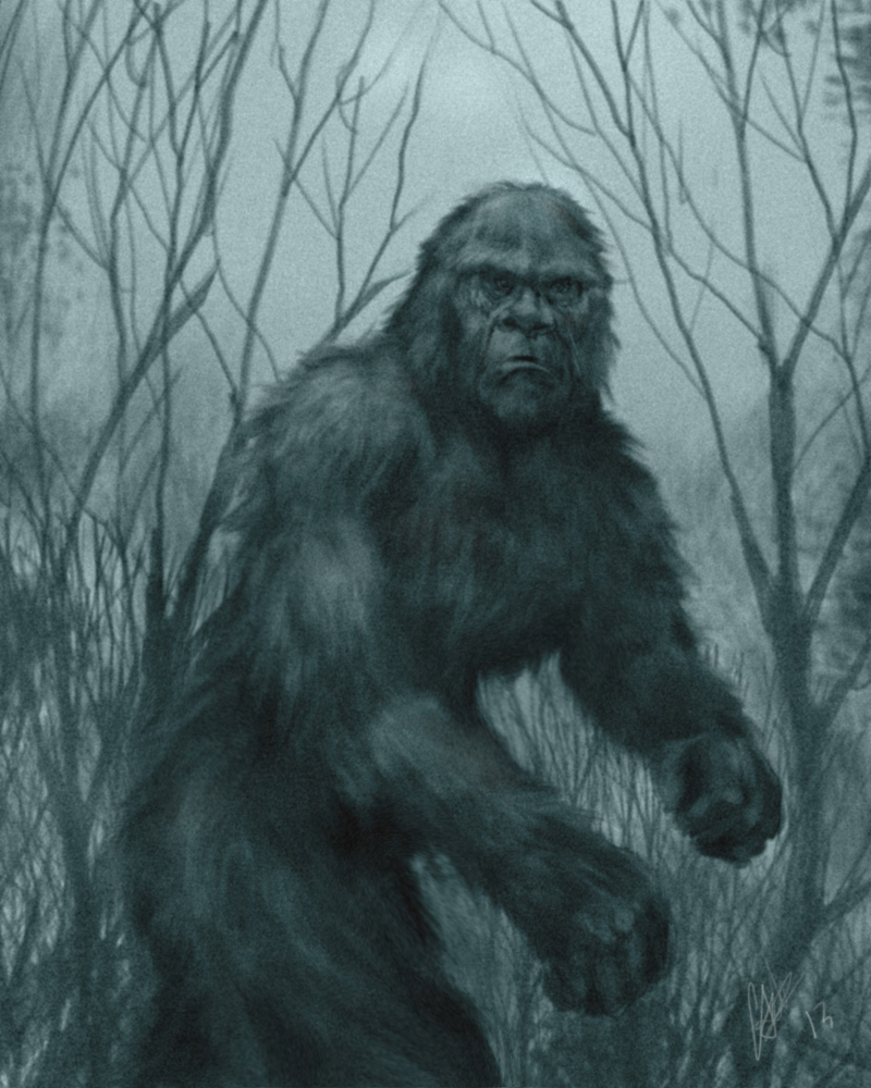 bigfoot_by_chrisscalf-d5v2t0x