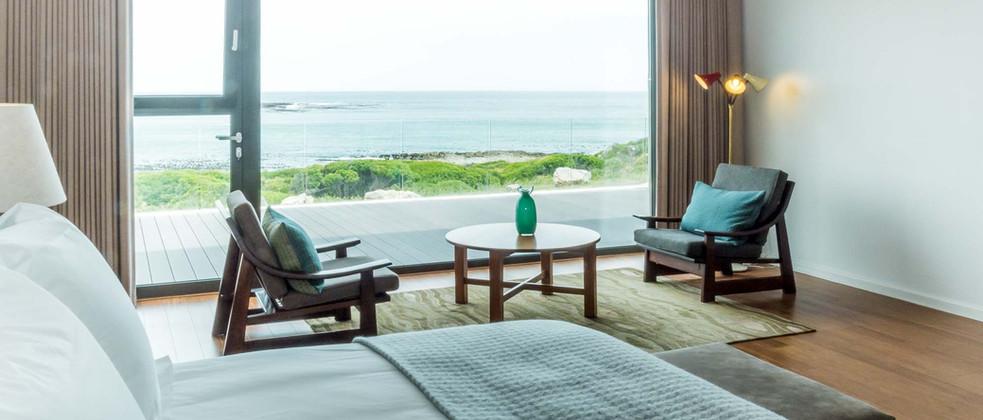 Luxury Sea Facing Twin