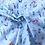 Thumbnail: SALINAS BIRDS BLUE - Popelín