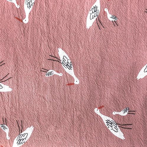 RUSTIC COTTON SALINAS BIRDS - Algodón