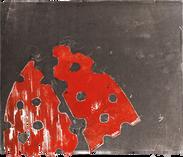 Monotype 26 x 22 cm 2010