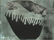 Monoprint on paper 123 x 123 cm 2018