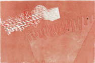 Monotype 26 x 17 cm 2018