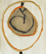 Monotype 15 x 17 cm 1996
