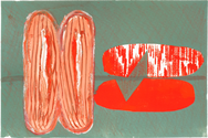 Monotype 16 x 17 cm 2012