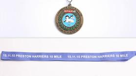 Preston Harriers 10 Mile 2015