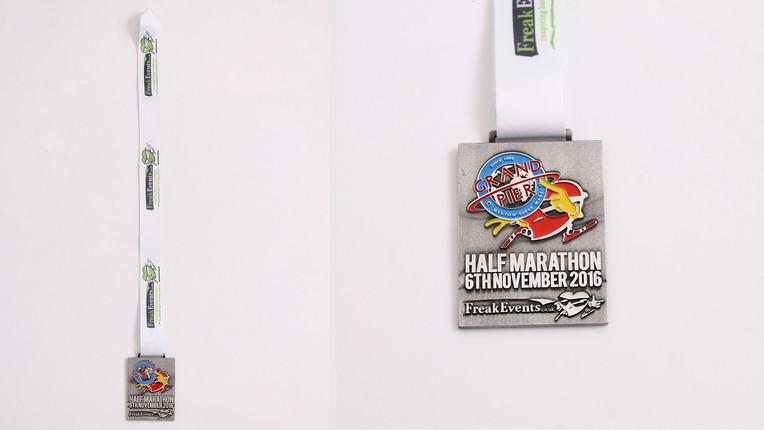 Grand Pier Half Marathon 2016