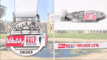Vitality Brighton Half Marathon 2016