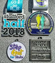 Stafford Half, Brighton Half, SOFS, Resolution Run 2018