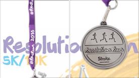 Stroke Association: Resolution Run 2016