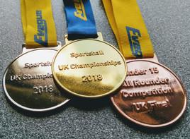 Sportshall UK Championships 2018