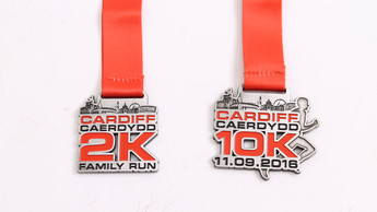 Cardiff 2k and 10k 2016