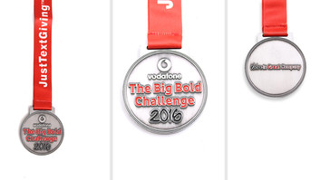 Vodafone Big Bold Challenge 2016