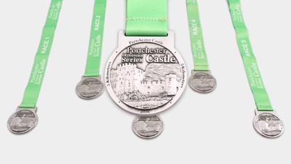 Portchester Castle Race Series 2016