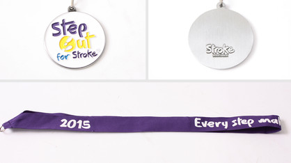 Step out for Stroke 2015