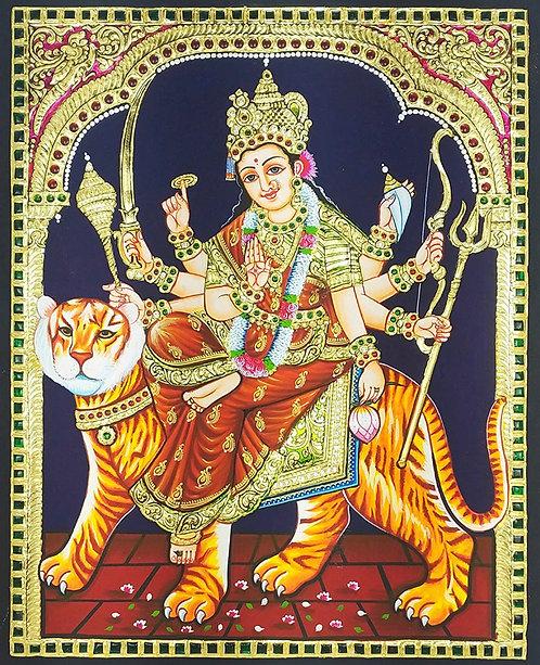 Kanakadurga Devi Tanjur Sada