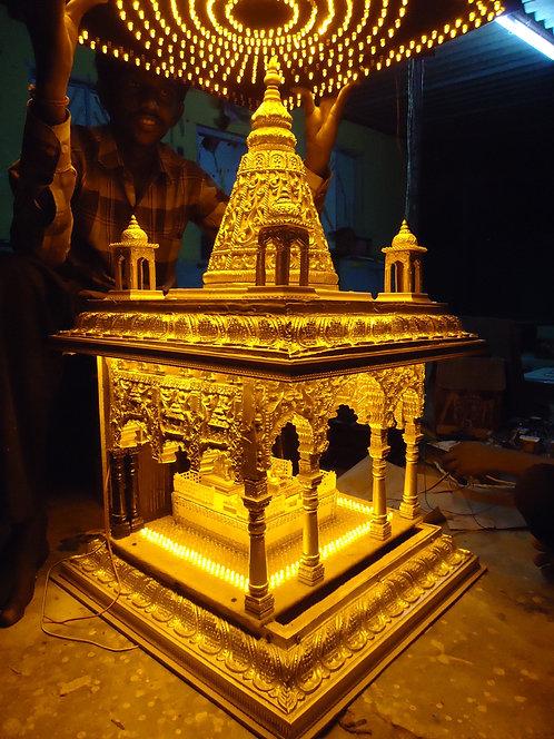 Shirdi Sai Baba Full Temple 4 Feet's