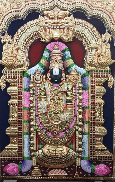 Arch Balaji Tanjur 3D
