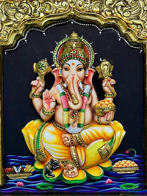 Ganesh ( R ) Tanjur 3D