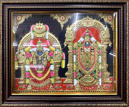 Padmawathi,Balaji Tanjur Sada Size 16/20