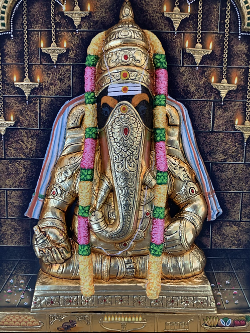 Ganesh Tanjur 3D