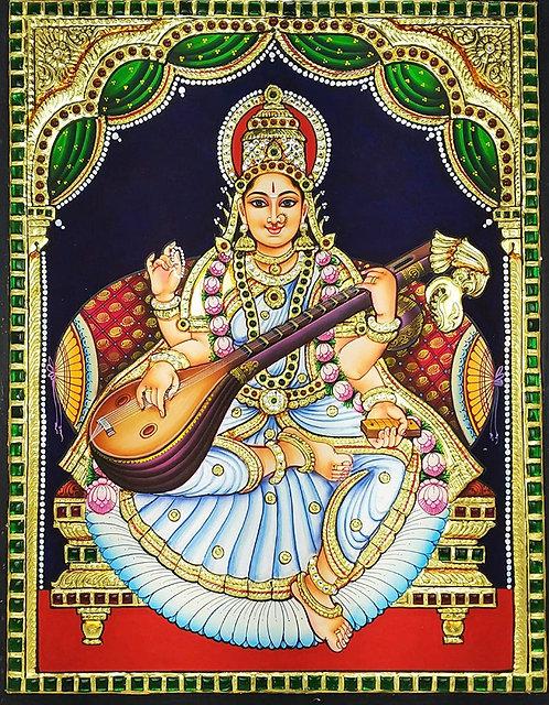 Saraswathi Devi Tanjur Sada