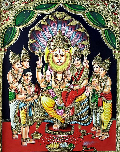 LakshmiNarashima Swami Tanjur Sada