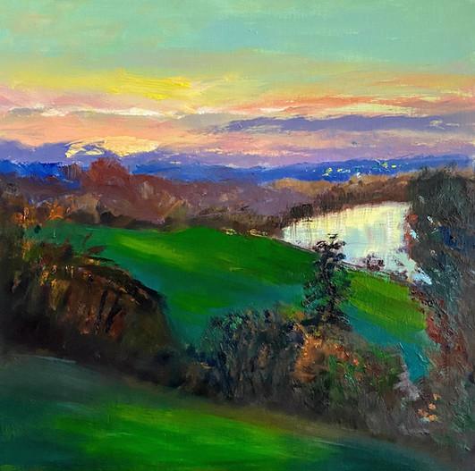 Richmond-Hill-Sunset-II